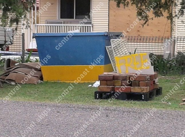choosing a skip bin hire company central coast